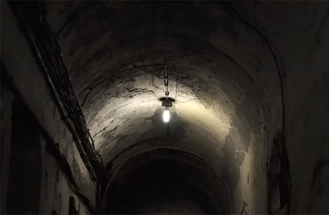 Kilmainham gaol, dublin, jail, prison, lugubrious, scary, interior, inside, photography
