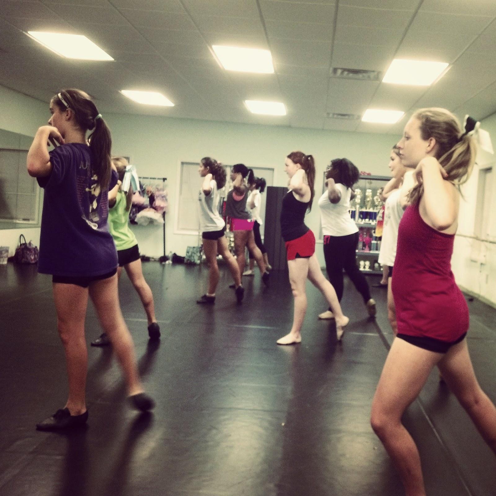 myers park charlotte dance schools