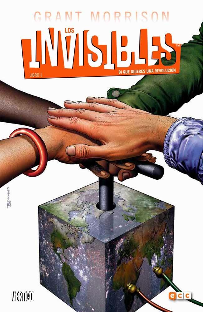 Los Invisibles - Grant Morrison