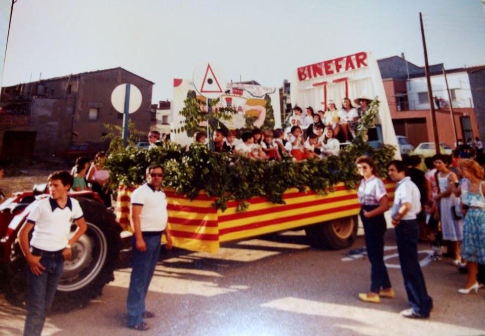 carrozas de la Peña Binefar 77.