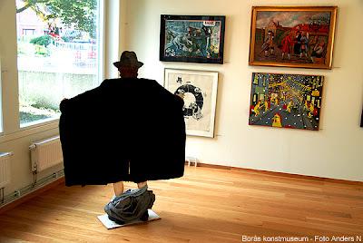 borås konstmuseum, pontus hammaren, lars hillersberg, blottare, konstutställning, 2011, foto anders n