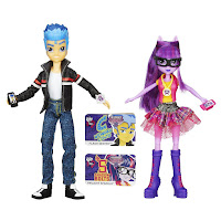 Equestria Girls Twilight Sparkle & Flash Sentry