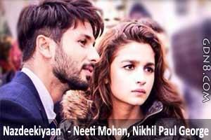 Nazdeekiyaan Gaya - Shaandaar - Shahid Kapoor & Alia Bhatt