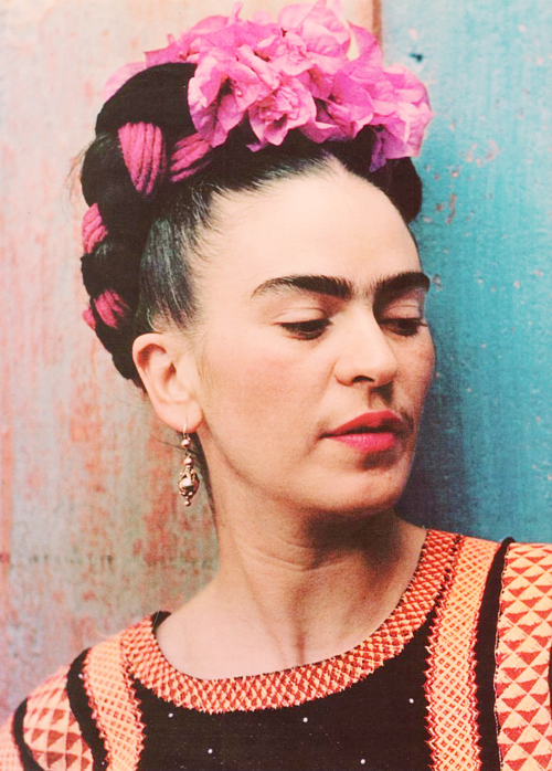 Leaves You Wanting More Portraits Of Frida Kahlo By Nickolas Muray