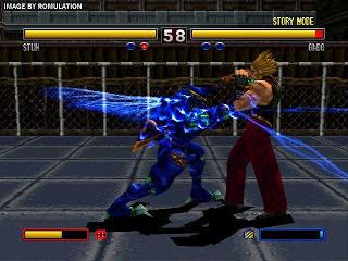 Bloody Roar 2 game