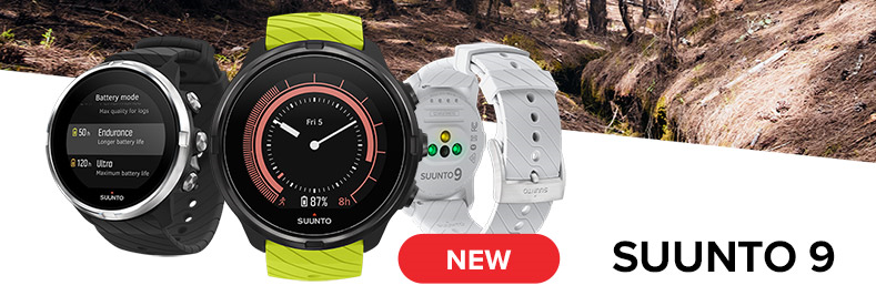 NEW EDITION FROM SUUNTO