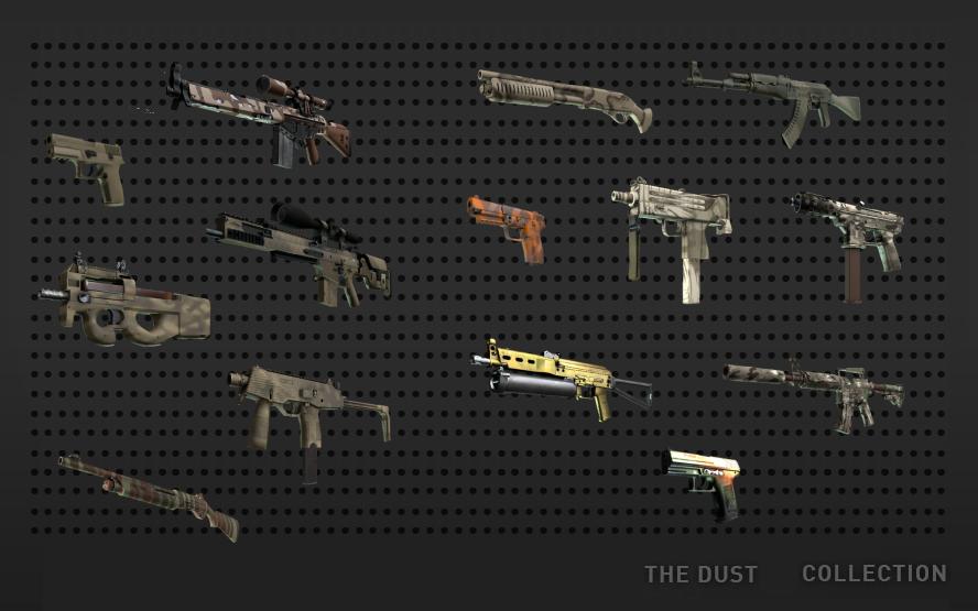 Коллекция «dust 2» zengaming читы