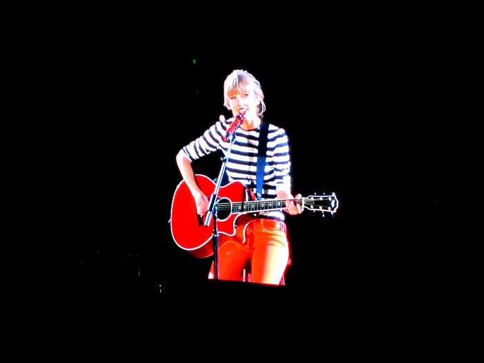 Taylor Swift Ford Field, Taylor Swift Detroit 2013