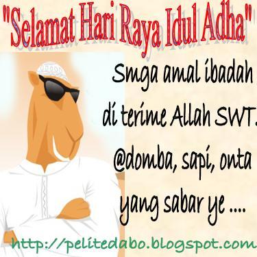 Kumpulan SMS Ucapan Idul Adha 2012 Lengkap