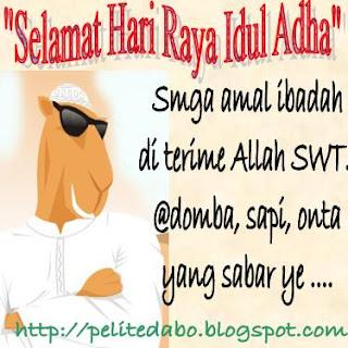 Sms Ucapan Idul Adha 2012