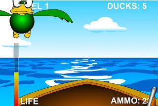 game permainan lucu boat hunt