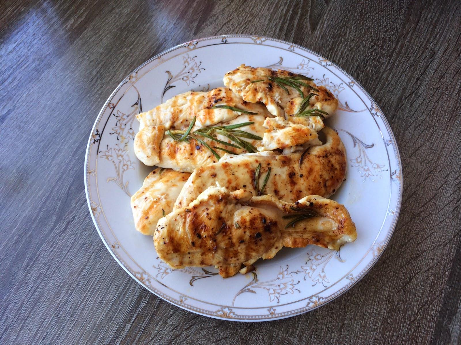 Невероятно простой способ вкусно пожарить куриное филе за 5 минут!, куриное филе на гриле
