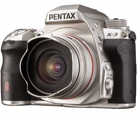 Harga & Spesifikasi  Kamera DSLR Pentax K3 Premium