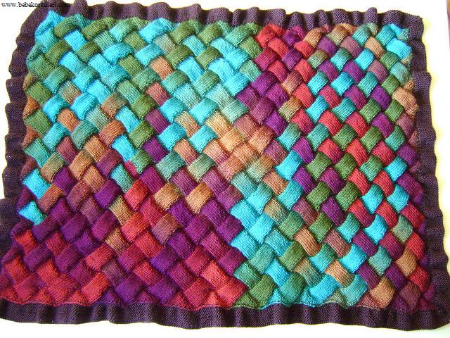 en güzel bebek battaniye modelleri - 30