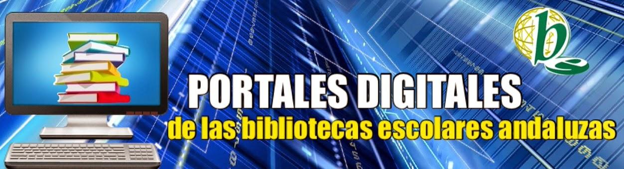 PORTALES DIGITALES DE LAS BIBLIOTECAS ANDALUZAS