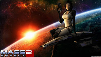 #40 Mass Effect Wallpaper