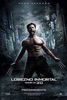 Lobezno Inmortal Poster