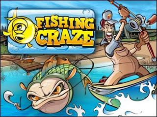 لعبة صيد الاسماك Fishing Craze