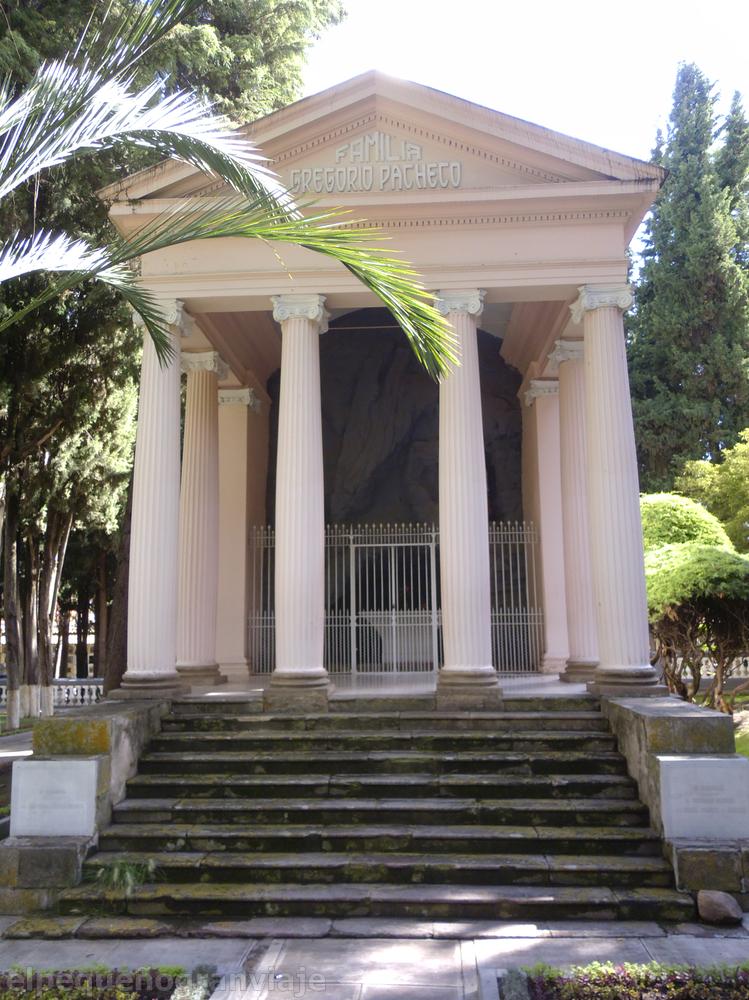 Cementerio Sucre