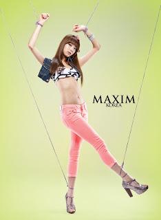 Nine Muses Rana Maxim Korea Pictures 2