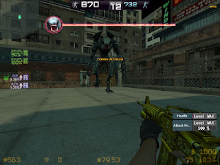 Screenshot Counter Strike Xtrime v7