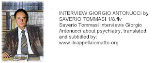 Saverio Tommasi intervista Giorgio Antonucci in 8 puntate.