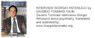 Saverio Tommasi intervista Giorgio Antonucci in 8 puntate.