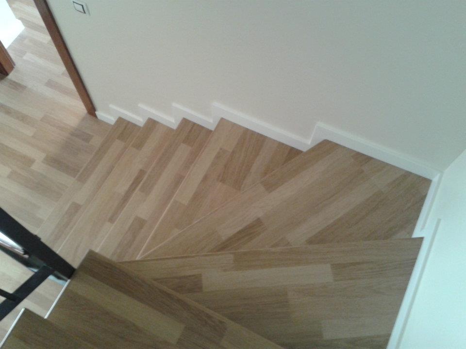 Escaleras con tarima flotante quick step pictures - Escaleras escamoteables baratas ...