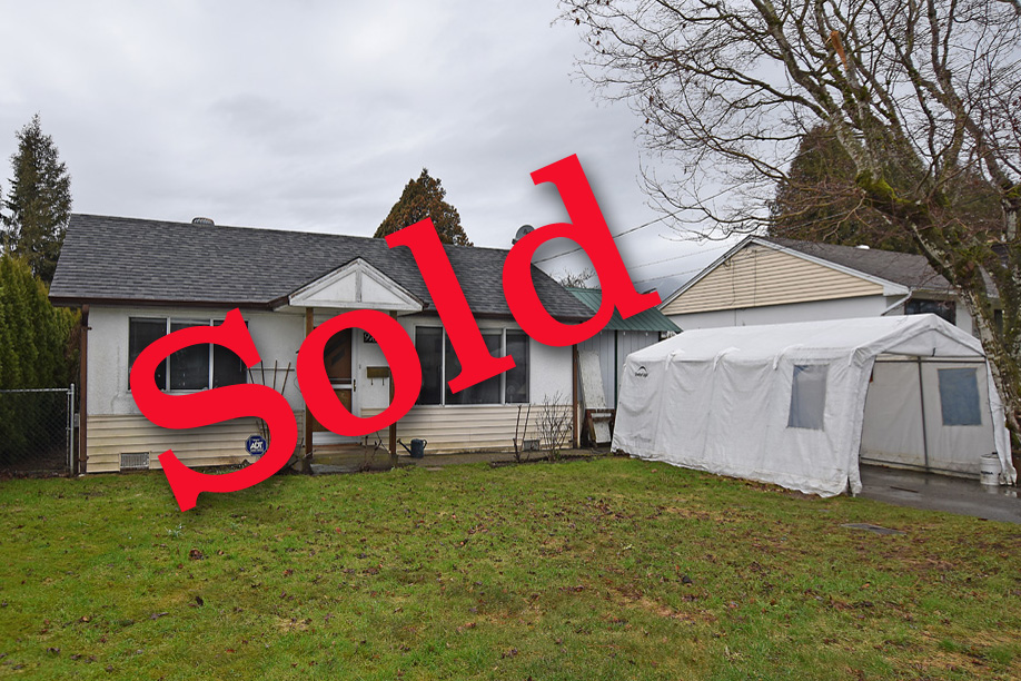 Chilliwack SOLD