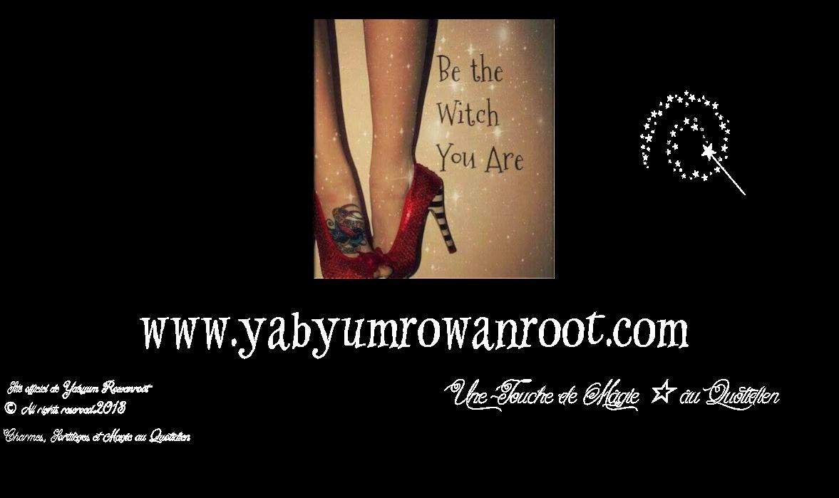 Charmes ,Sortilèges et Magie au Quotidien ☆ Yabyum Rowanroot