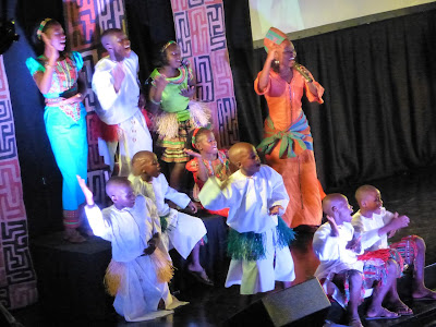 Watoto Children's Choir - January 2013