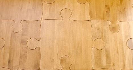 amazing waterproof wood flooring ideas inspireddsign - Puzzle Wood Flooring