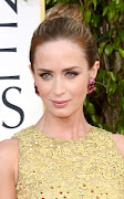 How to Get Emily Blunt's 2013 Golden Globes Award Makeup Look.
