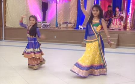 2015 Best Bollywood Indian Wedding Dance Performance by Kids (Radha, Iski Uski, London Thumakda)