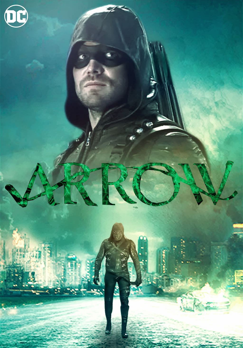 Arrow Temporada 6 audio latino