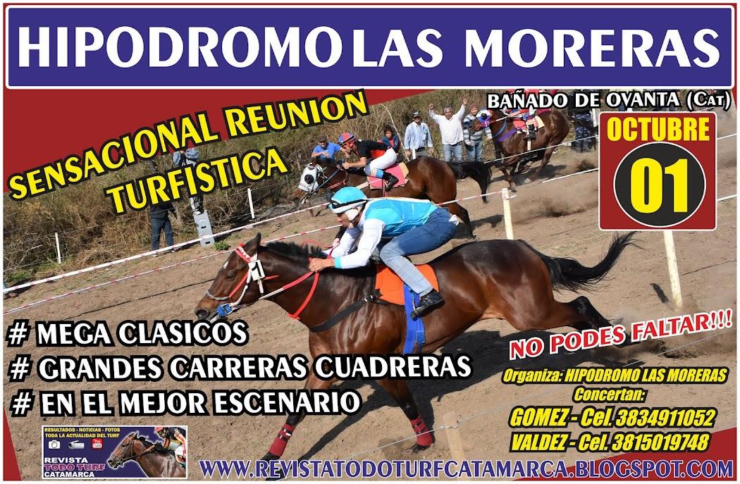 LAS MORERAS 01/10/2017