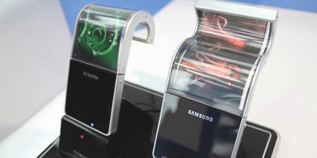 Ponsel baru Samsung yang menggunakan teknologi OLED
