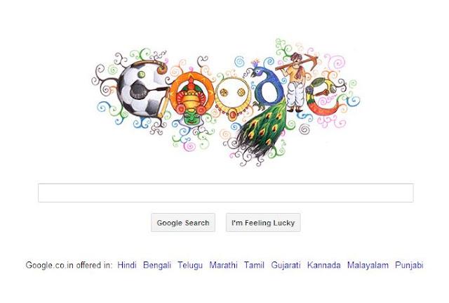 google 2012 doodle india