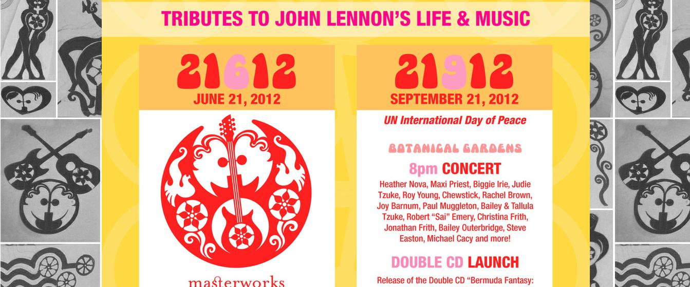 Living Beatles: Tributo a John Lennon nas Bermudas ...