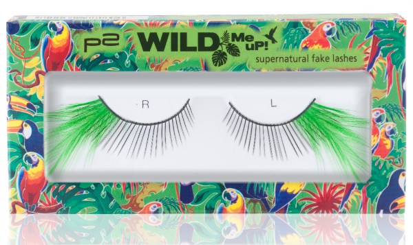 p2 wild me up SUPERNATURAL fake lashes