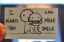I'M SMILING