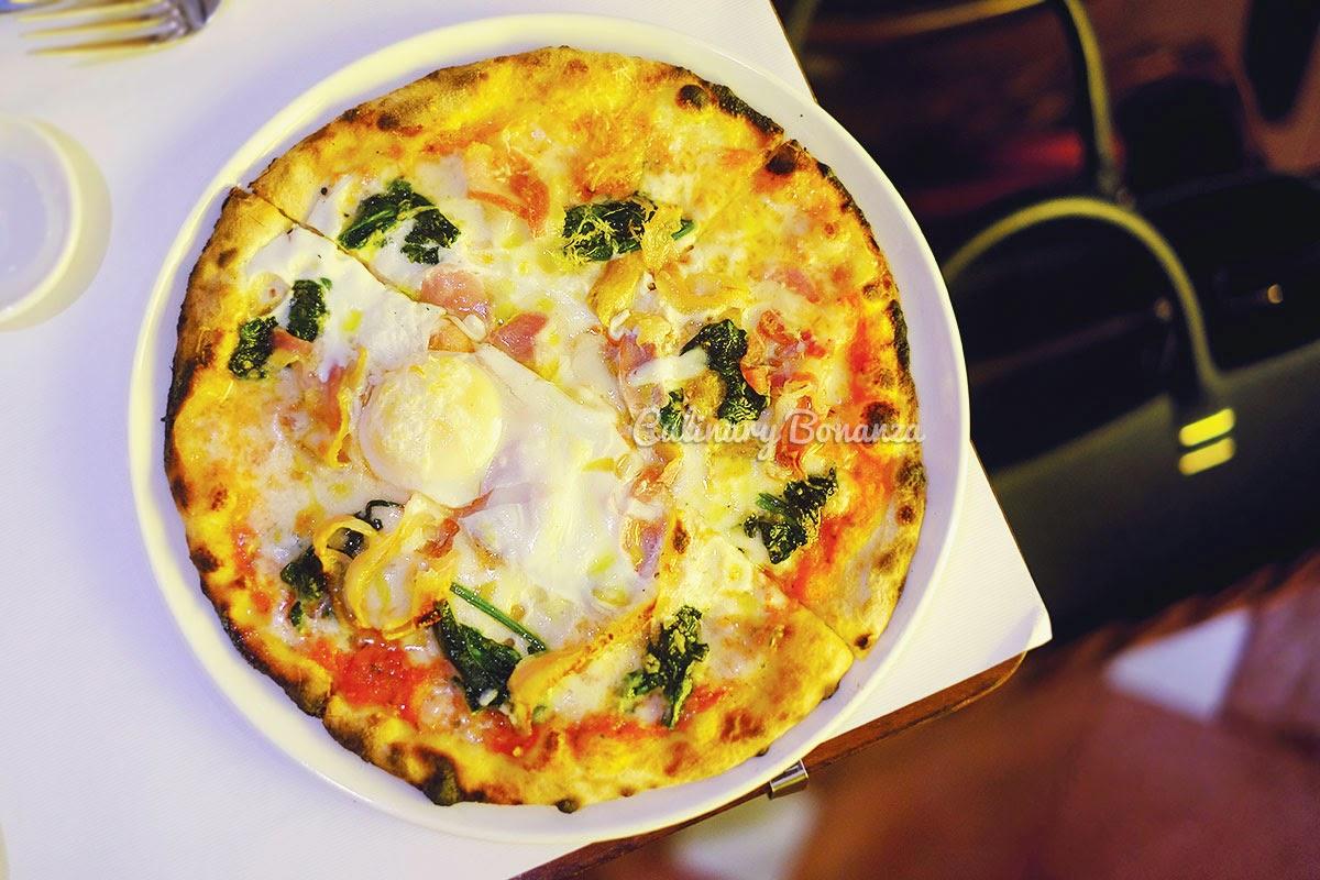 Pizza Milano (www.culinarybonanza.com)