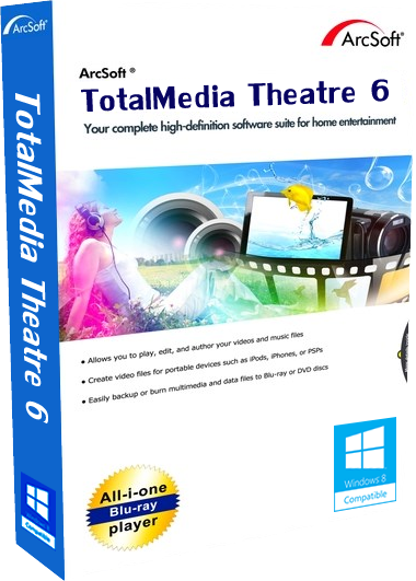 ArcSoft TotalMedia Theatre 6.5.1.150
