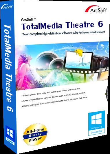 ArcSoft TotalMedia Theatre 6.5.1.150