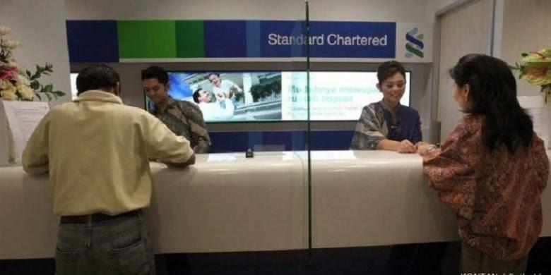 Kartu kredit Standard Chartered, PIN kartu kredit, Standard Chartered