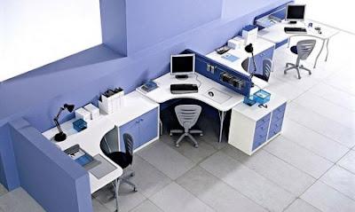office furniture design 2 minimalist colorful office furniture