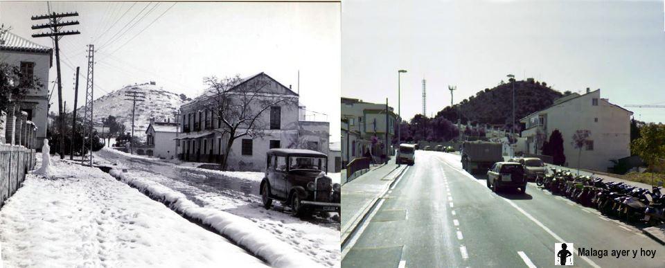 Las colecciones de mi vida malaga ayer y hoy - Puerto de la torre ...