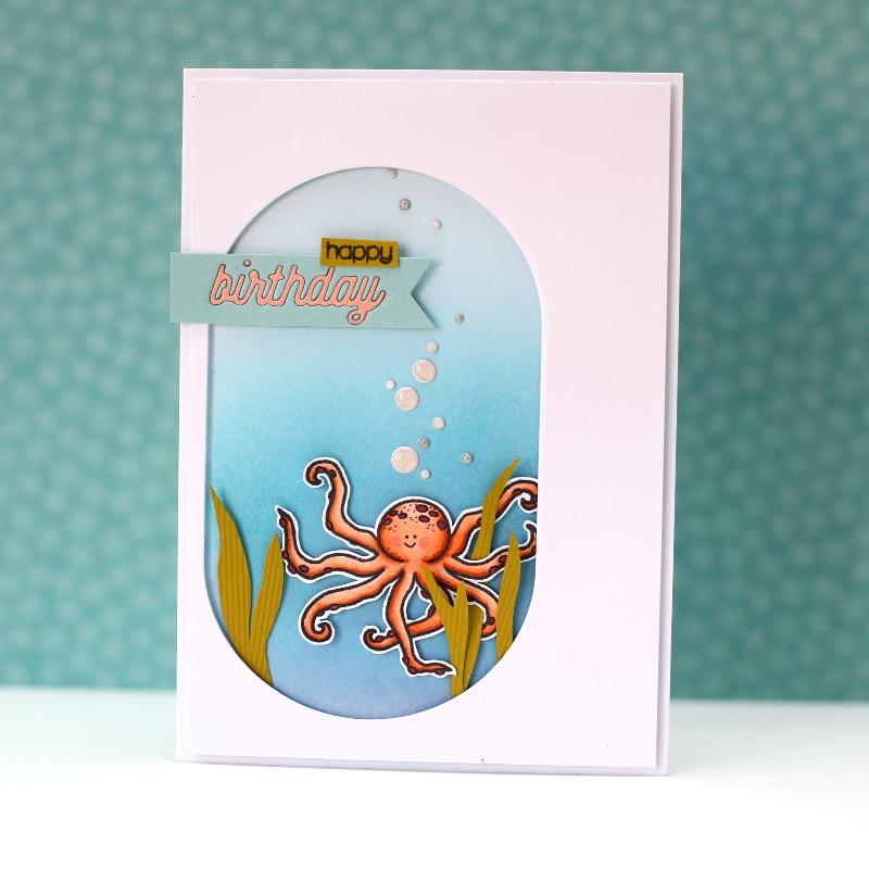 Create A Smile Sunny Birthday Card