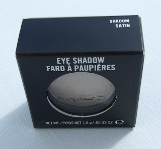 MAC Shroom Satin Eyeshadow