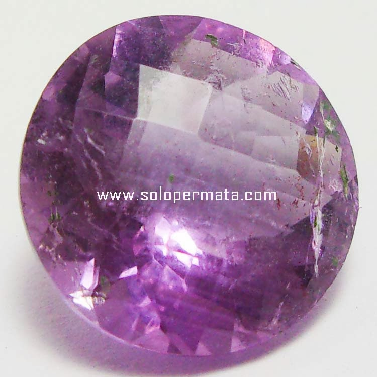 Batu Permata Kecubung Ungu Kalimantan - 06B02